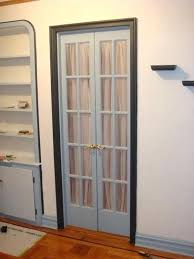 home depot interior doors wood baldarassario wood 2 panel painted bi fold interior door