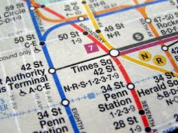 Map Metro New York by New York City Subway Map Nyc Best Coffee Shops By Subway Stop