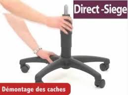 pied de fauteuil de bureau démontez votre siège de bureau