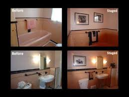bathroom staging ideas home staging tips dated bathrooms