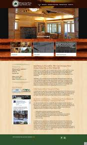 construction contractor web design examples sytek