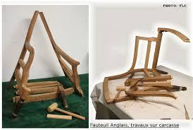 fauteuil ancien style anglais fauteuil
