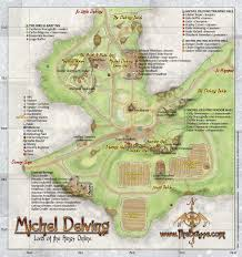 Barrows Map Maps Of Middle Earth