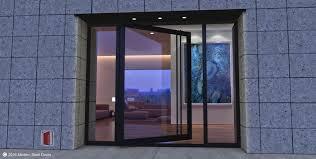 metal door with glass modern steel doors custom pivot doors glass doors metal doors