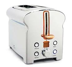 Coolest Toaster Amazon Com Michael Graves Diseos 2slice Toaster Kitchen U0026 Dining
