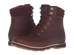 the north face bridgeton boot tempest brown arabian spice mens