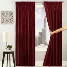 Sheer Maroon Curtains Burgundy Curtains Wayfair