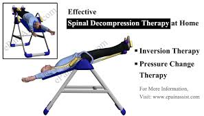 how to decompress spine without inversion table spinal decompression at home therapies devices exercises to