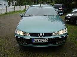 peugeot 406 st 2 0 hdi grw 5h station wagon 2001 used vehicle