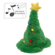 plush singing and dancing christmas hat charlies direct