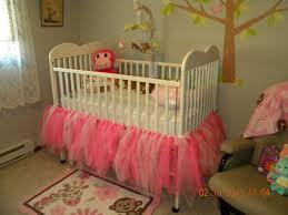 Bed Skirt For Crib Tutu Crib Skirt 40 00 Via Etsy Nursery Ideas Pinterest