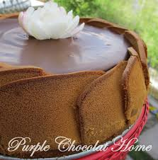 sue u0027s winning cheesecake light and fluffy purple chocolat home