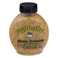 napa valley ground mustard inglehoffer original ground mustard 10 oz walmart