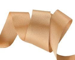 brown ribbon imported ribbons renaissance ribbons