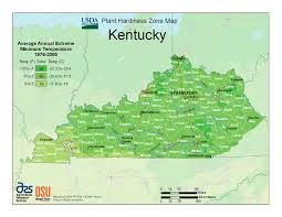 Growing Zone Map How To Use The Usda Planting Zone Hardiness Map