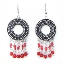funky earrings earrings funky earrings online shopping india mirraw sweet