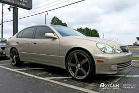 lexus suv 2002 lexus gs with 20in tsw panorama wheels exclusively from butler