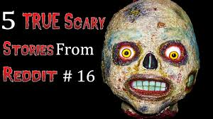 reddit halloween horror nights 5 true scary stories from reddit 16 youtube