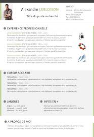 Resume Template Libreoffice 7 Best Lieux à Visiter Images On Cv Template Menu And