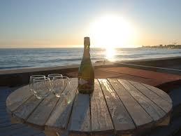ocean front beach house vacation rental in ventura california
