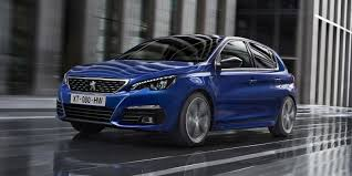 latest peugeot cars 2017 peugeot 308 facelift price specs and release date carwow