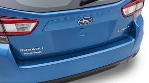 blue subaru 2017 shop genuine 2017 subaru impreza accessories subaru of america