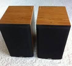Paradigm Bookshelf Speakers Review Paradigm Speakers Ebay