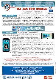 bureau de service national du lieu de recensement recensement journée défense et citoyenneté ville de chouday