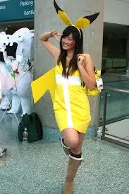 Pikachu Girls Dressing Up Like Pokemon The Cute The Bad The