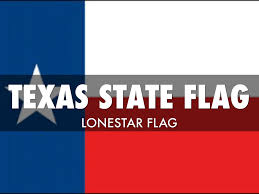 Texas State Flag Texas Symbols By Wesley Froehle