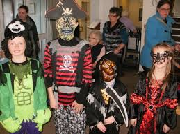 halloween party movilla house nursing home newtownards