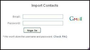 Gmail Login Mail How Do I Import Contacts From Yahoo Mail Gmail Hotmail Etc