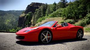 458 manual transmission 458 spider review for the manual