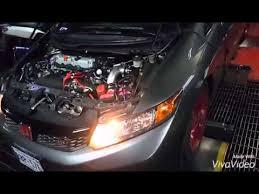 k24z7 honda civic si 2012 k24z7 turbo 14psi low boost
