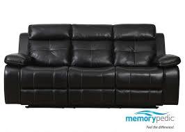 Living Room Reclining Sofas Dual Reclining Sofa Nirvana Black Sofa Living Room