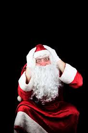 deliver presents santa claus in the christmas forgot to deliver presents is