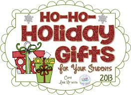 link up ho ho holiday gifts for your students 3rd grade thoughts