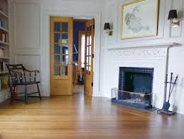 rift and quarter sawn white oak hardwood flooring stained with