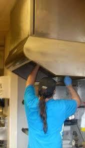 nettoyage hotte cuisine restaurant entretien hotte de cuisine air qualitac entretien annuel des
