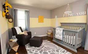 Yellow Baby Room by Property Brothers Living Rooms Property Brothers Episode 411