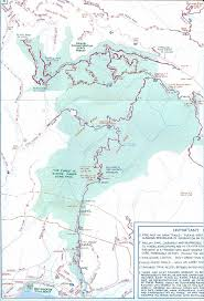 Missouri State Parks Map by Map Of Nisene Marks Trails The Forest Of Nisene Marks State Park