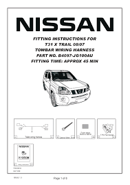 nissan patrol wiring diagram with template pictures 55366