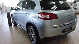 peugeot suv 2014 4008 peugeot suv 4x4 crossover car auto voiture salon automobile