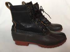 s bean boots size 11 l l bean medium width b m s size 11 ebay