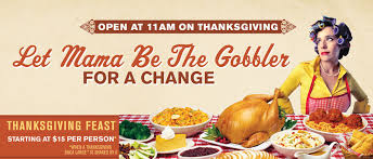 chain restaurants your los angeles thanksgiving hookup