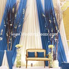 wedding backdrop blue weddingdecor wedding backdrops and decorations toronto ontario