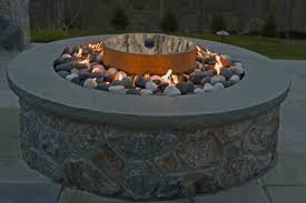 Firepit Rings Gas Pit Ring Pit Grill Ideas