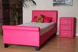 double bed for girls beautiful pink bed frame designs collection for girls room