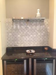 Splendid Carrera Marble Backsplash  Traditional Kitchen Carrara - Carrara backsplash