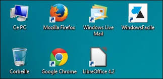 mettre un raccourci sur le bureau ajouter des raccourcis de programmes sur le bureau de windows 8 et